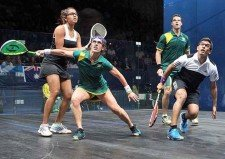 Hosts Australia seeded for Double Gold in Darwin