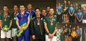 New Zealand and Scotland take Gold in Darwin