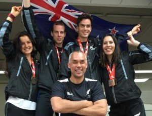 New Zealand announce team of 7 for World Doubles