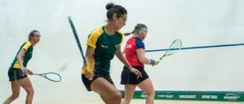 Aussies dominate Day One