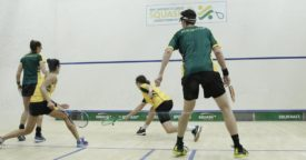 Men's & Mixed Semis decided on Day Three